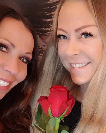 Prominenter Besuch an Valentinstag