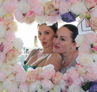 Luxuslashes, Fashionweek, Wimpern, Beautylounge,