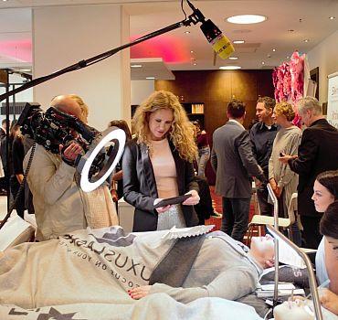 LUXUSLASHES®, Fashionweek Berlin 2017