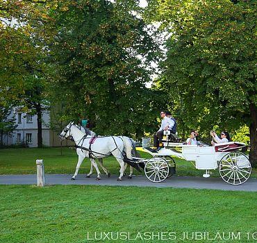 Luxuslashes, Jubiläum, Palais Schönburg ,