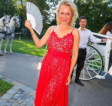 Luxuslashes, Jubiläum, Palais Schönburg , Nova Meierhenrich