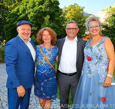 Luxuslashes, Jubiläum, Palais Schönburg , Beauty Forum, Erndwein